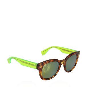 Oculos-Fendi-Tartaruga-e-Neon-FF0026-S