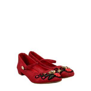 Sapatinho-Dolce---Gabbana-Mary-Jane-Vermelho