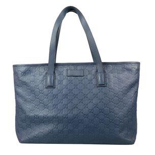 Bolsa-Gucci-Guccissima-Couro-Azul