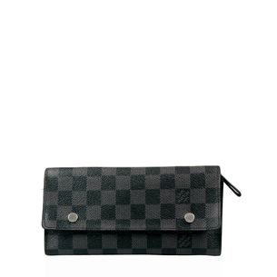 Carteira-Louis-Vuitton-Damier-Graphite