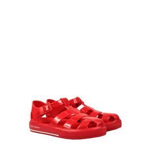 61161-Sandalia-Dolce-Gabbana-Borracha-Vermelho