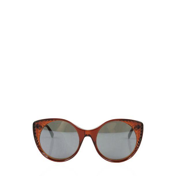 Oculos-Bottega-Veneta-BV0148S-Marrom