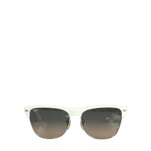Oculos-Ray-Ban-Clubmaster-Branco