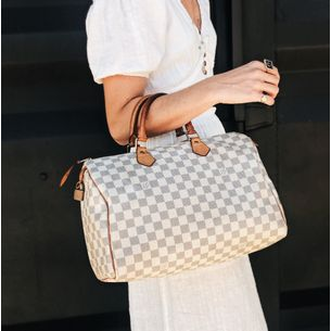 Bolsa-Louis-Vuitton-Speedy-35-Damier-Azur