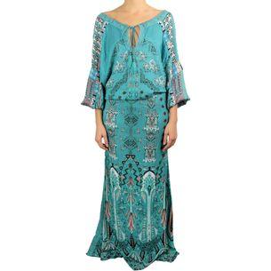 Vestido-Etro-Estampa-Azul