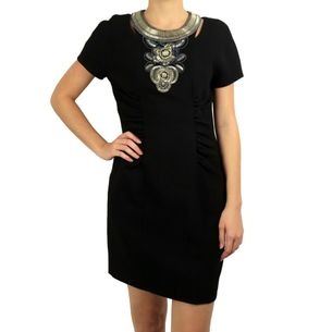 Vestido-Matthew-Williams-Aplicacao-Preto