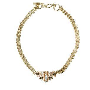 Gargantilha-Givenchy-Chain-Vintage