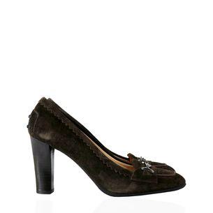 Sapato-Tods-Camurca-Marrom