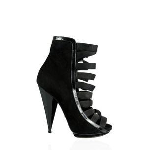Ankle-Boot-Gucci-Diamond-Camurca-Preto