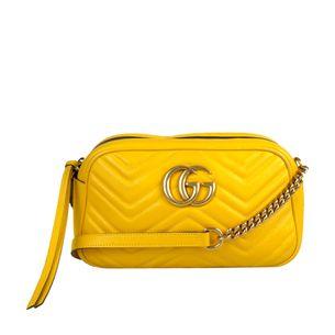 Bolsa-Gucci-Marmont-Amarela