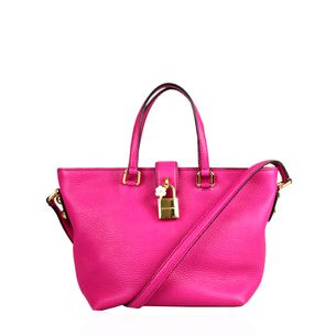 Bolsa-Dolce---Gabbana-Rosa