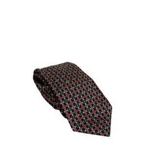 Gravata-Hermes-Cinza-e-Vermelha