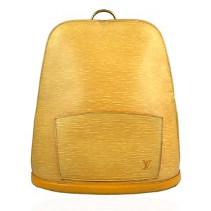 Mochila-Louis-Vuitton-Gobelins-Epi-Amarelo