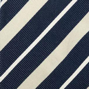 Gravata-Ermenegildo-Zegna-Azul-e-Branca