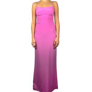 Vestido-Dolce---Gabbana-Rosa-Longo