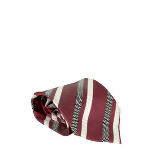 Gravata-Dolce---Gabbana-Listras-Vinho