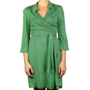 Vestido-Diane-Von-Furstenberg-Verde