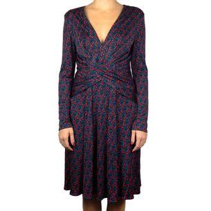 Vestido-Issa-Azul-Marinho-e-Vermelho