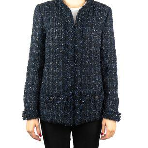 Blazer-Chanel-Tweed-Azul-Marinho