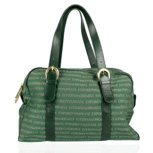 Bolsa-Emporio-Armani-Nylon-Verde