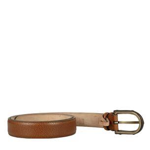 Cinto-Gucci-Couro-Marrom-Bambu