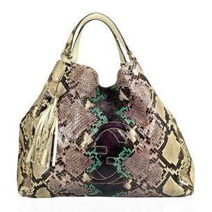 Bolsa-Gucci-Soho-Shoulder-Python-
