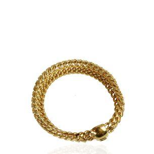 Pulseira-Givenchy-Dourado-Vintage