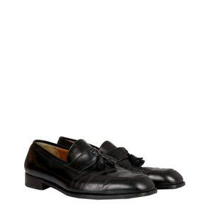 Sapato-social-Salvatore-Ferragamo-Couro-Tassel-Preto