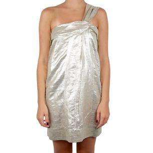 Vestido-Stella-McCartney-Prateado