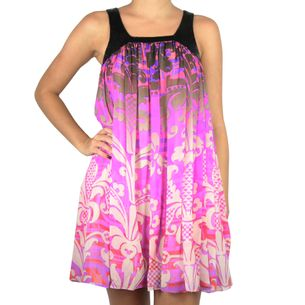 Vestido-Matthew-Williamson-Rosa-Bordado