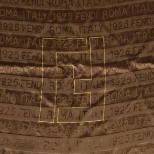61904-Lenco-Fendi-Marrom-Monograma