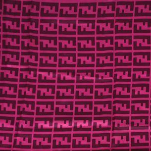 61949-Lenco-Fendi-Monograma-Rosa