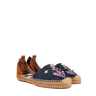 Espadrille-Dolce---Gabbana-Jeans-Anchor