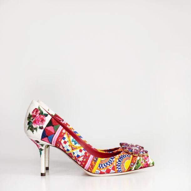 Scarpin-Dolce---Gabbana-Estampa-Mambo