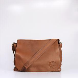 Bolsa-Gucci-Diaper-Bag-Soho-Couro-Marrom