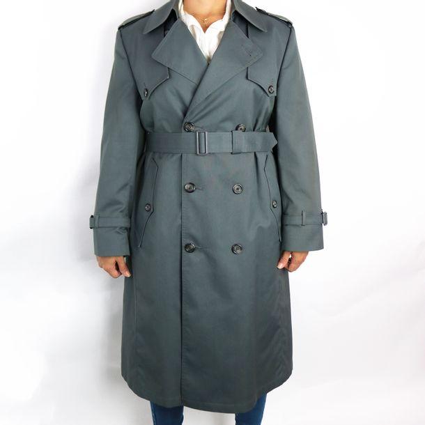 Trench-Coat-Christian-Dior-Monsier-Cinza