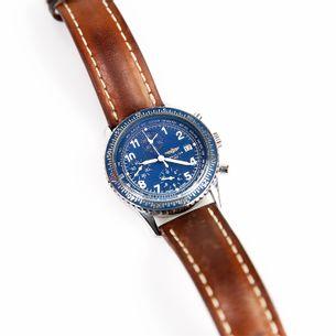 Relogio-Breitling-Chronomat-Couro
