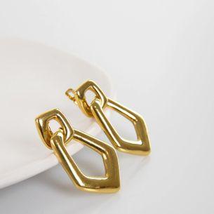 Brinco-Givenchy-Dourado-Duplo