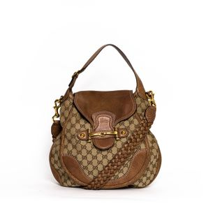 Bolsa-Gucci-Jacquard-Hobo