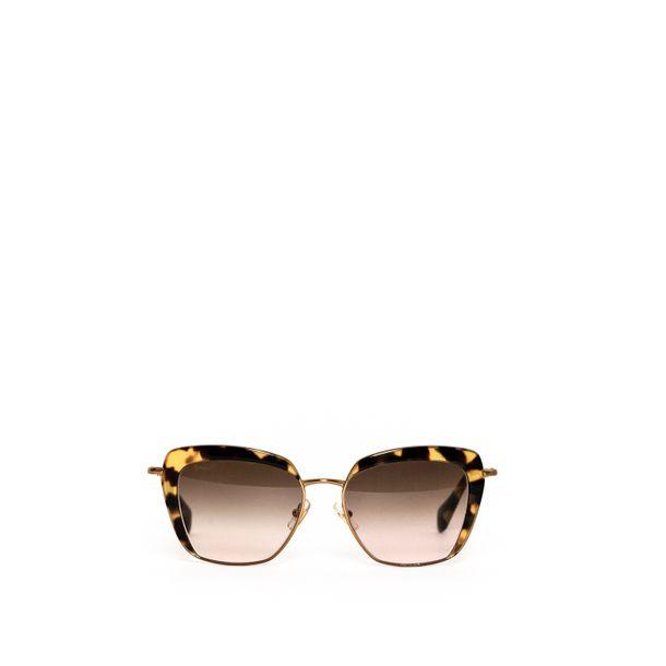 Oculos-Miu-Miu-Tartaruga-Dourado