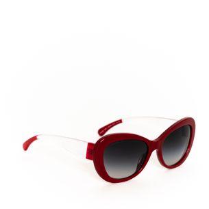 Oculos-Chanel-Acetato-Vermelho