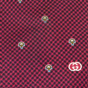 Gravata-Gucci-Vinho-Vintage
