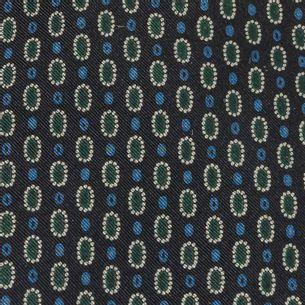 Gravata-Christian-Dior-Azul-Marinho