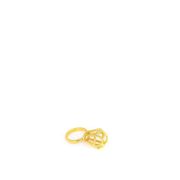 Anel-Kate-Spade-Diamante-Dourado