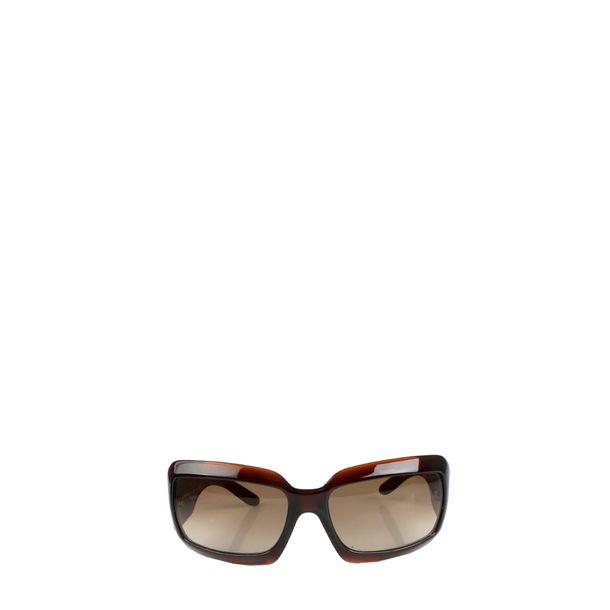 Oculos-Chanel-Acrilico-Marrom