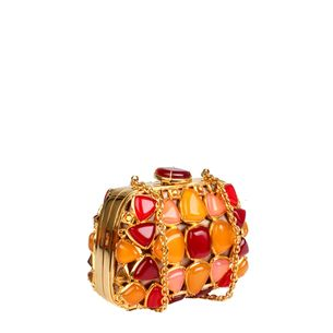 Clutch-Dior-Pedraria-Colorida