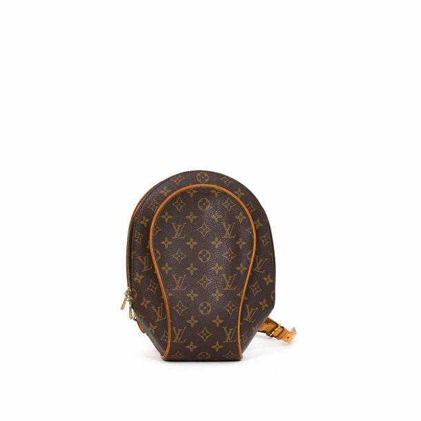 Mochila-Louis-Vuitton-Ellipse-Monograma
