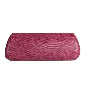 Clutch-Dior-de-Reptil-Rosa