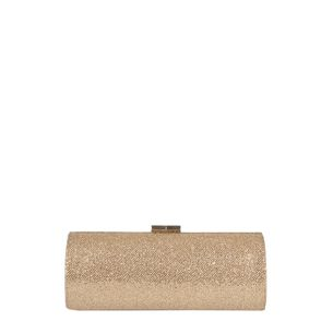Clutch-Jimmy-Choo-Purpurina-Dourada