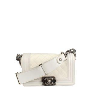 Bolsa-Transversal-Chanel-Couro-Branca